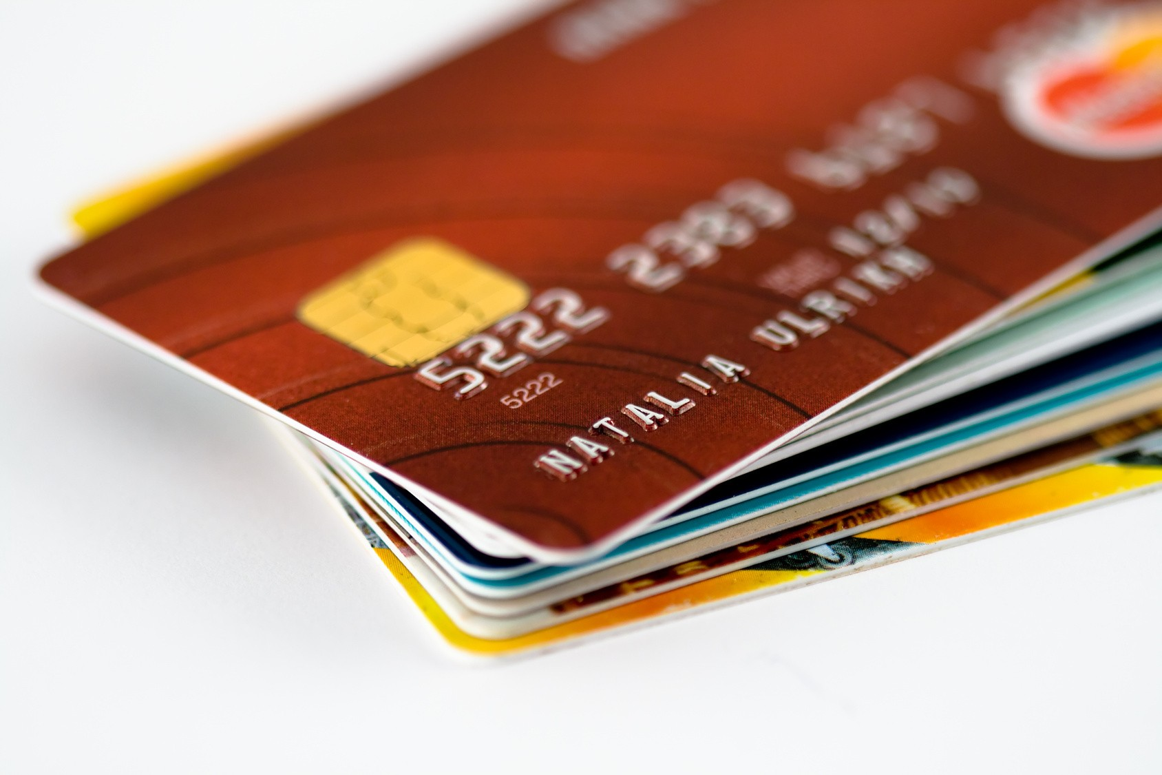 how to use credit card online